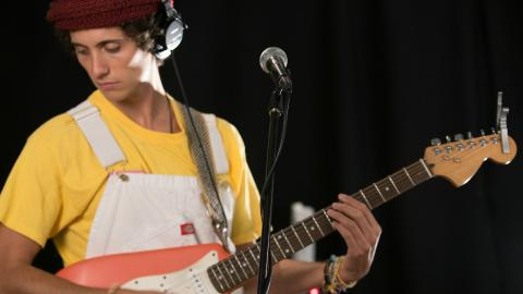 Ron Gallo at WFUV