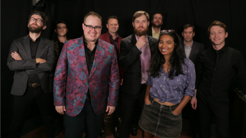 St. Paul and The Broken Bones at WFUV with Alisa Ali