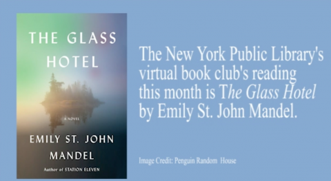 New York Public Library and WNYC's book of the month for their virtual book club.