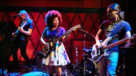 Seratones at Rockwood Music Hall