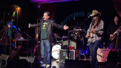 Southside Johnny and The Asbury Jukes at The Cutting Room