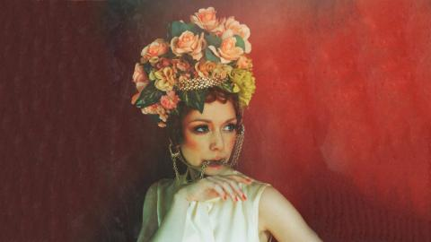 The Anchoress (photo by Jodie Cartman, PR)