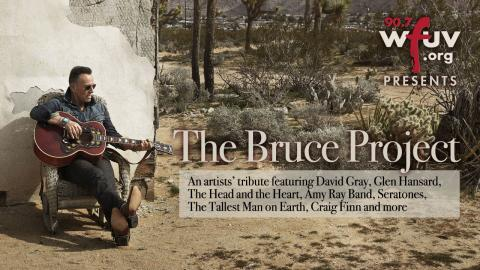 """""""The Bruce Project."""" [Bruce Springsteen photo by Betsy Whitney]"""