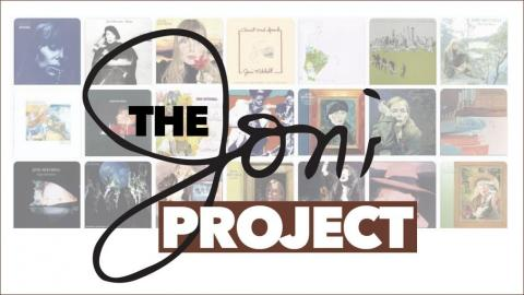 Honoring Joni Mitchell, it's The Joni Project