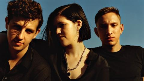 The xx (photo courtesy of the Beggars Group, PR)