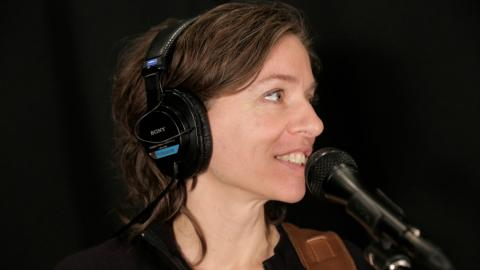 Ani DiFranco at WFUV