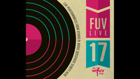 Get the latest from the WFUV studios on CD.