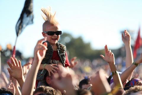 Start 'em young with free tickets to shows