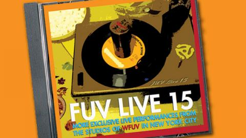 The new FUV Live 15 CD is yours with membership: Get a preview.