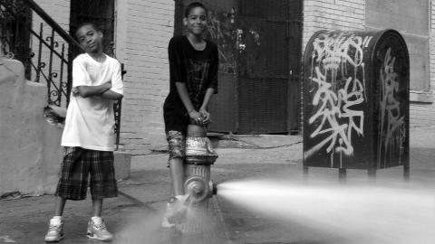 Cool Kids / Hot Harlem Hydrant