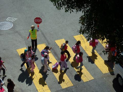 NYC Wants to Boost Funding for School Crossing Guards