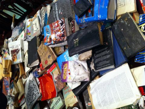 """A Victory For Occupy Protesters' """"People's Library"""""""