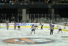 Islanders at Barclays