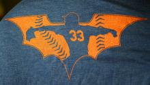 Matt Harvey Dark Knight logo