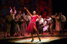Heather Headley & Co. (Photo: Matthew Murphy, courtesy of Polk and Co.)