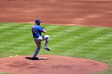 Mets Pitcher Jonathan Niese