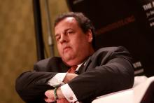 Christie Holds Town Hall Event in Belmar