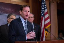 Connecticut Senator Richard Blumenthal Plans to Release Report on Sexual Assault