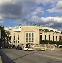 Yankee Stadium to Shake off Dust of Winter with Soccer