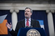 Up Close With NYC's Mayoral Candidates