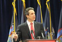 Rougher than Expected Primary Gives Hope to Cuomo's Foes