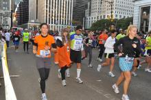 New York City Marathon Still On Schedule