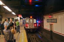 MTA Considering Cash Reward for Reporting Assaults