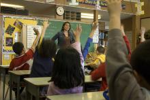 Time's Up for NY Districts on Teacher Evaluation Plans