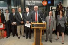 President of New York City Transit Chosen to be Chairman of MTA