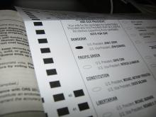 New Haven Reprints Absentee Ballots to Fix Error