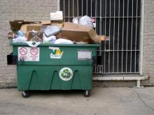 NYC Trash Collections Changed Due to Storm Cleanup