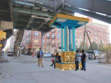 Boogie Down Booths Spice Up Urban Soundscape in the Bronx