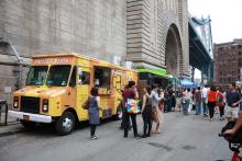 Food Truck Parking Spots Proposed