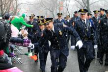 Photos: New York City's Annual St. Patrick's Day Parade