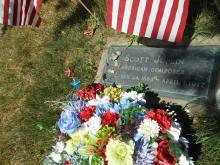 NYC Music Trail: Scott Joplin's Grave