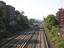 Customer Satisfaction for Metro North is Up