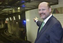 MTA Chair Lhota Resigns, May Run for NYC Mayor
