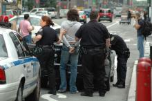 Civilian Complaints Against NYPD Down