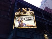 Broadway Groupies: Newsies