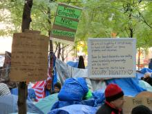 Occupy New Haven to Appeal Eviction Ruling