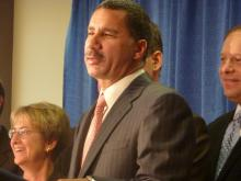 Ex-Gov. Paterson Says He May Run for Congress