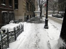 De Blasio: NYC Ready for Travel Day Snow