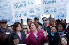 Following Months of Speculation, Quinn Announces Her Candidacy for Mayor