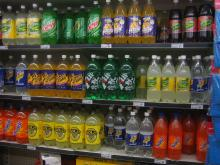 Diet Sodas Fall in US