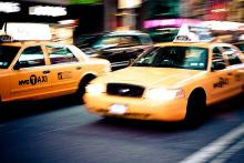 Confusing NYC Taxi Roof Lights Get Overhaul