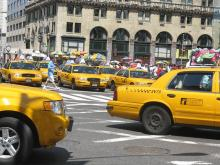 "TLC Approves ""Taxi of Tomorrow"""