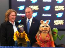 The Muppets are the 2012 Family Ambassadors