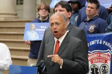 Up Close With NYC's Mayoral Candidates: Bill Thompson