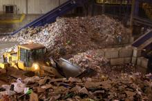 Construction Permit Given for NYC Waste Station