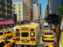 Labor Board Says New York City Bus Strike is Legal